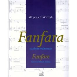 Wojciech Widłak, FANFARA NA DWIE WALTORNIE